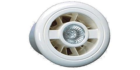 Vent-Axia 453410Live commutateur LuminAir kit de ventilation de douche