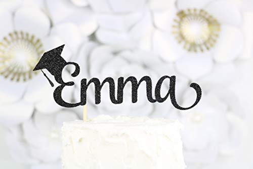 udation Cake Topper Abschluss-Topper Herzlichen Gl¨¹ckwunsch Topper Abschluss-Dekor Abschlussfeier Highschool Grad College Grad ()