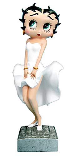 Betty Boop La Brisa - Vestido blanco - Figuras de colección 30cm