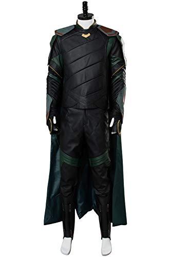 Manfis Ragnarok Loki Outfit Komplettset Cosplay Kostüm-Damen