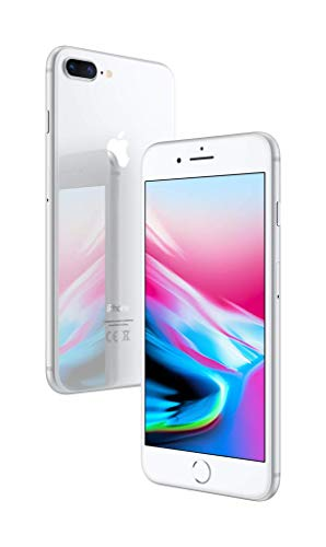 "Apple iPhone 8 Plus - Smartphone de 5.5"" (64 GB) plata"