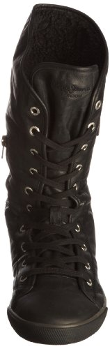 Pepe Jeans London PFS30559 Damen Fashion Sneakers Schwarz (Black)