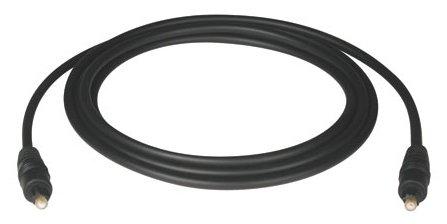Tripp Lite A102-02M - Digital Optical Audio Cable. Toslink M/M. 2M (6 ft.)