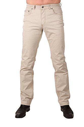 PIONEER Stretch leichte Baumwoll-Hose Jeans RON 1144-3851-21 Kitt (38/32)