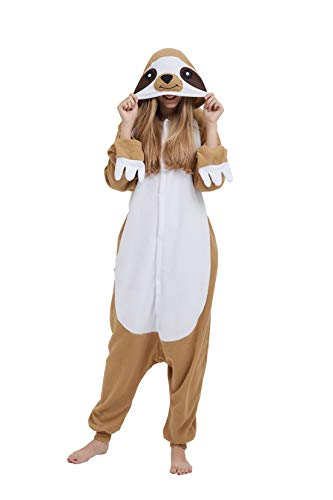Casa Adulto Animal Pijamas Con Capucha Kigurumi Unisexo la Ropa de noche  del Traje del Anime f1ef11689