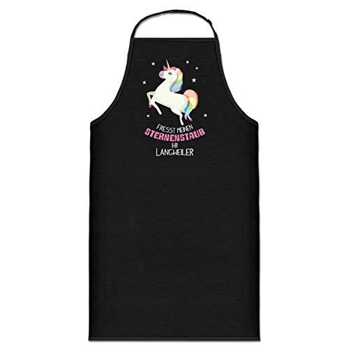 Shirtcity Fresst meinen Sternenstaub Einhorn Kochschürze by - Haltung Hoodie