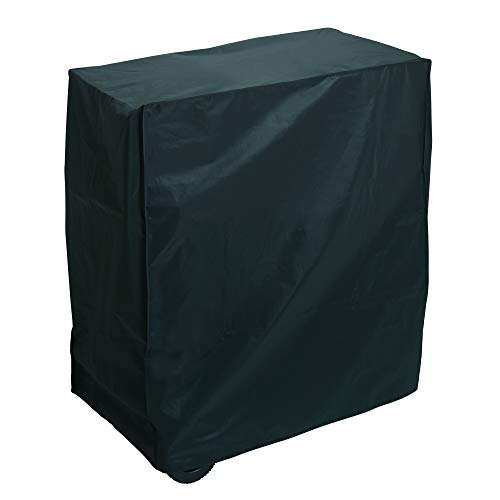 Rayen 6366 Funda para Barbacoa Rectangular 90x65x90 cm, Negro