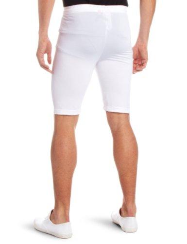 Puma–Leggings da uomo Bianco - bianco
