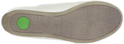Tamaris, 1-1-23604-20, Sneaker donna Multicolore (Mehrfarbig (TURQUOI./CREAM 799))