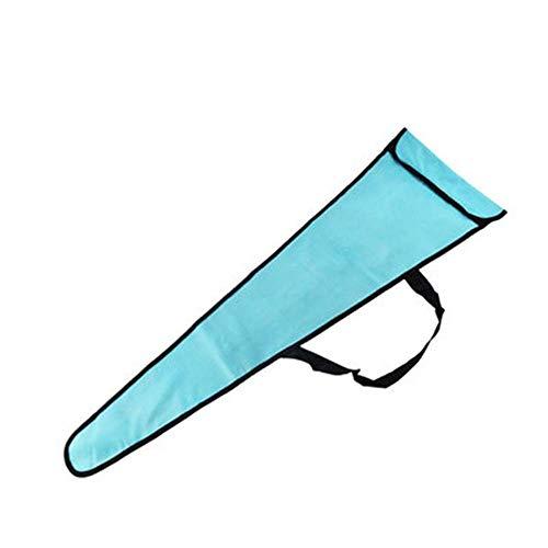 BEYONDTIME 1680D Oxford Tuch Schwert Tasche Fechten Ausrüstung Doppel Ist Langlebig Kann 2 Ganze Schwerter Setzen Light Blue