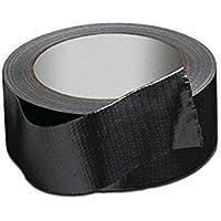 Amazon nastro nero tessuto it di adesivo Nastro Fai Nastro telato rHR5rWc4q