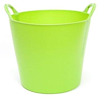 Capazo Plástico 26L Colores