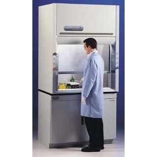Labconco 4882100 Stainless Steel Protector Perchloric Acid Laboratory Hoods, 4 feet Nominal Width