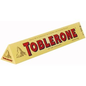 Toblerone Swiss Milk Chocolate With Honey & Almond Nougat, 50g (Pack Of 3)
