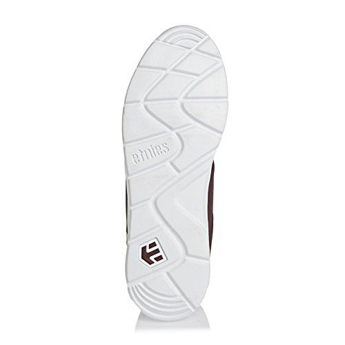 Etnies Scout Xt, Chaussures de Skateboard Homme Burgundy