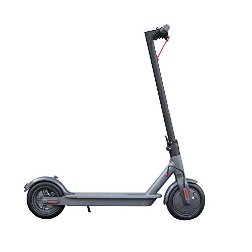 HOROES Scooter Fireboard - Patinete eléctrico Plegable, 30 Km Alcance, 30km/h