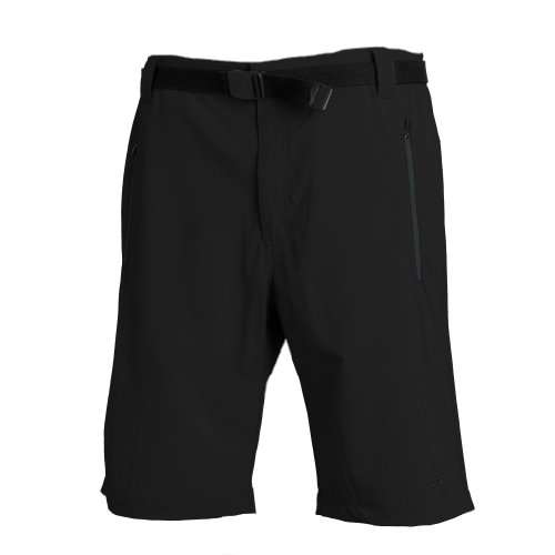 CMP Herren Bermuda, Nero, 50, 3T51847 (Campagnolo Shorts)