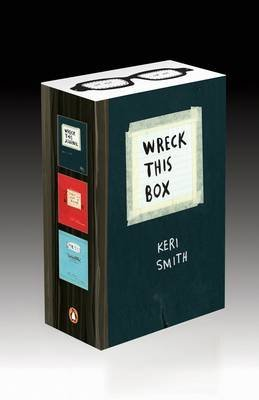 [(Wreck This Box)] [By (author) Keri Smith] published on (September, 2012)