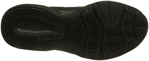 New Balance Wx624ab4, Chaussures Multisport Indoor Femme Noir (Black)