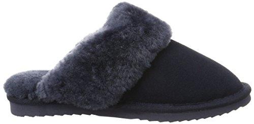 Warmbat - Flurry, Pantofole Donna Blu(Dark Navy)