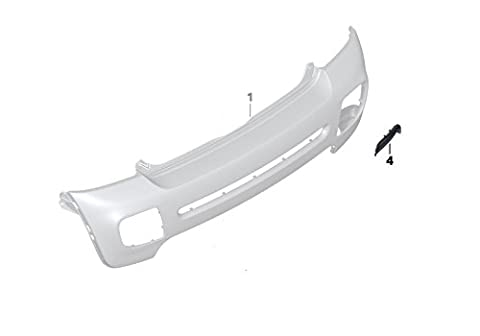 MINI Genuine JCW Rear Bumper Tow Hinge Black Cover R56 R57 R58 R59 51120413254