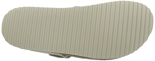 HaflingerConny - Ciabatte Donna Bianco (Weiß (Sand 722))