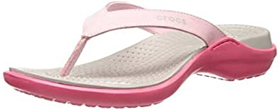 Crocs Capri IV Women Flip in Pink
