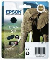 INK CARTRIDGE, T2421, BLACK, EPSON BPSCA C13T24214010 - CS28164 Di EPSON