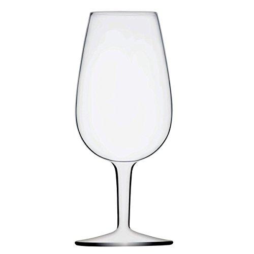 Luigi Bormioli I.s.o. Type Lunettes de dégustation de vin 21.5 cl – Lot de 6