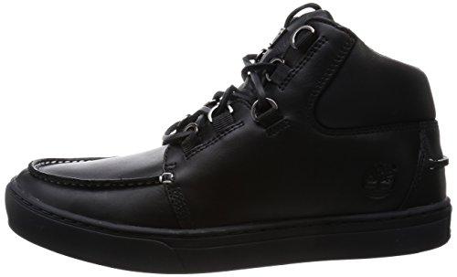 Timberland Men   s Chukka Boots Black Size  8 UK