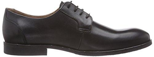 Selected Shdantonio Shoe Noos, Chaussures Oxford homme Noir - Noir