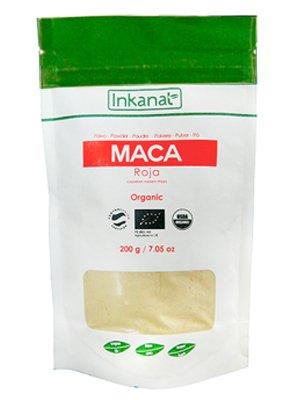 MACA ROSSA Radice Polvere BIO 200 g