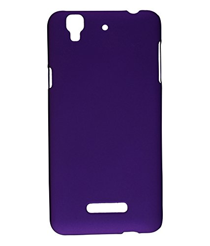 Onkarta Premium Quality Hard Back Case Cover For Micromax Yu Yureka AO5510 Purple