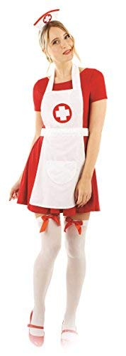 Fun Shack Damen Costume Kostüm, Nurse, ()
