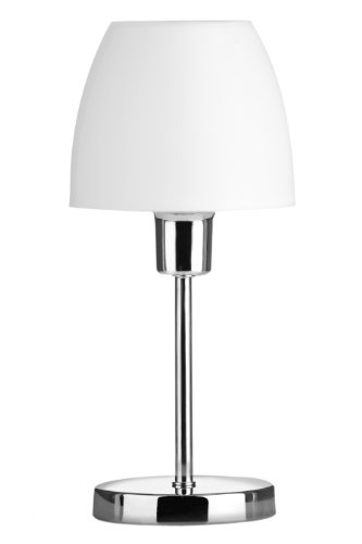 premier-housewares-chrome-table-lamp-with-plastic-shade-white