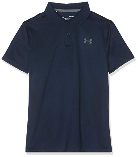 Under Armour Performance Polo 2.0 Chemise Garçon, Bleu, XL