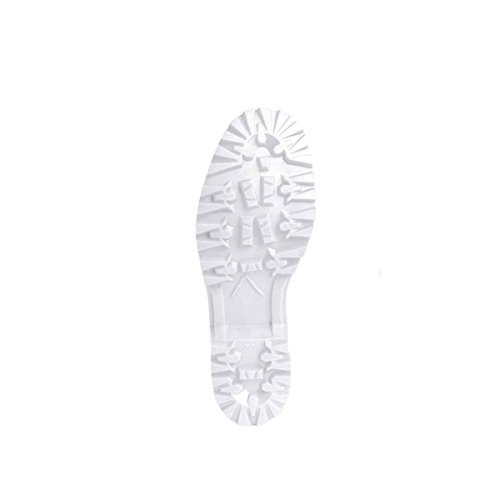 Stivali in gomma - 7324-ginocchio Alpina White