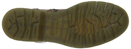 Bullboxer - 875m82701g, Stivali bassi con imbottitura leggera Donna Multicolore (Mehrfarbig (Subr))