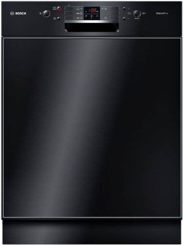 Bosch SMD53M86EU Undercounter 13place settings A++ dishwasher - dishwashers (Undercounter, Black, Black, LED, 1.7 m, 1.4 m)
