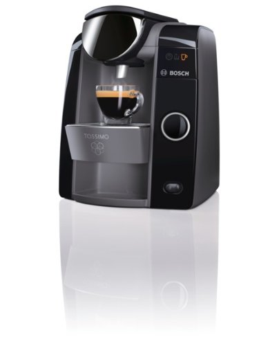 Bosch Tassimo T43 Joy TAS4302GB Coffee Maker Black/Chrome
