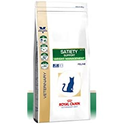 Royal Canin 1NU07412 Veterinary Diet Cat Satiety Support Katzenfutter