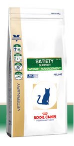 Royal Canin 1NU07412 Veterinary Diet Cat Satiety Support Katzenfutter (Gewicht-verlust-katze)