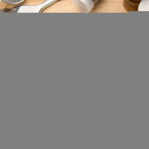 MEICHEN Al forno strumenti cucchiai misurini, quadrato