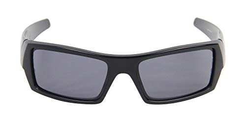 Oakley Sonnenbrille Gascan Polished Black/Grey