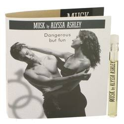 Alyssa Ashley Musk Vial (sample) By Houbigant