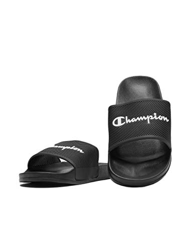 Champion Sandal Daytona Herren Badesandale Badeschuhe Schwarz 43