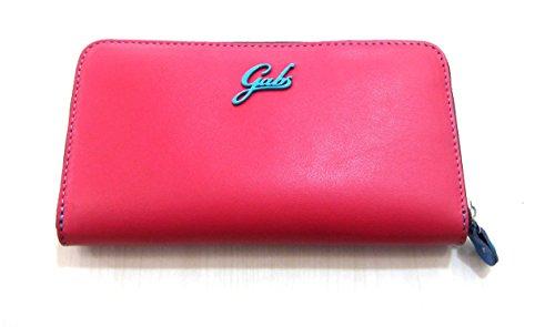 portafoglio gabs gmoney 17 colore peonia escudo