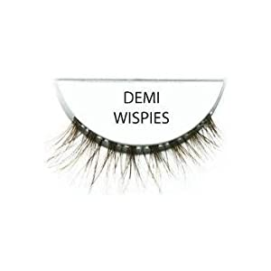 Ardell Invisiband Human Lashes Demi Wispies Brown by Ardell