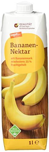 tegut... Bananen-Nektar (1 x 1.00 l)