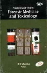 Practical and Viva in Forensic Medicine and toxicology with CD-ROM